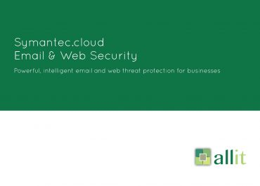 Symantec Email & Web Security